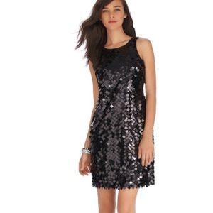 WHBM sequin party dress sz12
